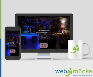 Website Billard Bistro Limburg
